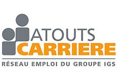 Atouts Carrière, le service emploi du Groupe IGS