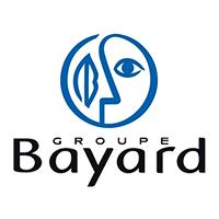 Logo partenaire Groupe Bayard ISCPA