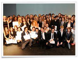 Cérémonie de Remise des Titres Diplômés 2011 ISCPA Paris