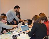 L'école de communication de l'ISCPA au coeur du business game