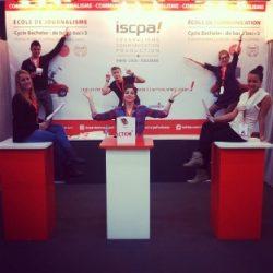 L'ISCPA au salon Studyrama Toulouse le samedi 18 janvier