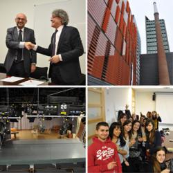 Signature du partenariat UPF Barcelona – ISCPA Toulouse