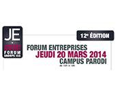 Journée entreprises sur le campus parisien