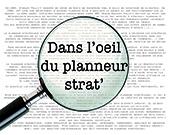 Conférence ISCPA : Dans l'oeil du planneur stratégique