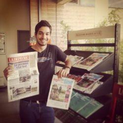 #MonStageISCPA Dorian, Journaliste à La Dépêche du Midi «Toulouse»