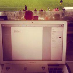 #MonStageISCPA Tristan, Journaliste sportif à Midi Libre