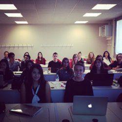 Journée Découverte le 22 octobre – Venez assister à un cours avec les étudiants de l'ISCPA Toulouse !