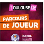 «Parcours de joueur», Toulouse FM et l'ISCPA Toulouse lancent une nouvelle chronique radio