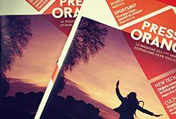 Presse Orange, le magazine des étudiants ISCPA Toulouse