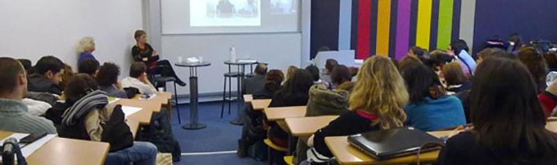 Etudier à l'ISCPA Paris