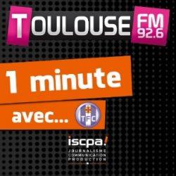 Passez #1minuteavec… Pascal Dupraz grâce à la chronique radio ISCPA