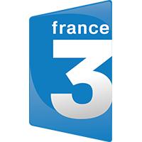 Logo partenaire France 3 ISCPA Ecole de production