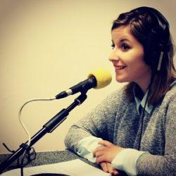 #MonStageISCPA Océane, Journaliste radio à 100%