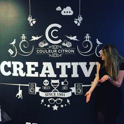 #MonStageISCPA Pauline, Assistante chef de projet chez Couleur Citron