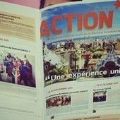 «Action» 2015, une année avec les étudiants du Bachelor Communication