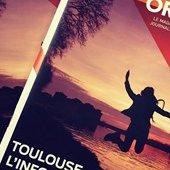 Découvrez le nouveau Presse Orange, le magazine des étudiants ISCPA Toulouse