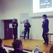 4 étudiants ISCPA Toulouse en finale du Challenge du Club de la Com 2015 !