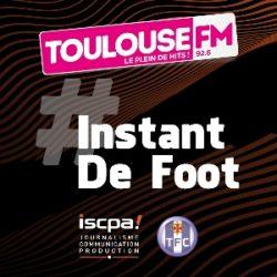 #InstantDeFoot avec Clément Michelin (TFC) sur Toulouse FM