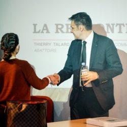 La rencontre #01 Thierry Talard, Directeur de la communication du Musée les Abattoirs