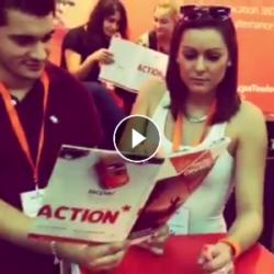 Le Mannequin Challenge des étudiants de l'ISCPA Toulouse à Infosup