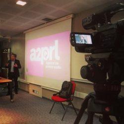 La rencontre #02 Sylvain Athiel, Directeur de l'agence de presse audio A2PRL