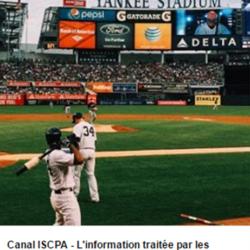 CANAL ISCPA : découvrez les reportages de nos journalistes