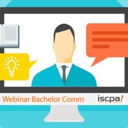 Conférence en ligne Bachelor Communication