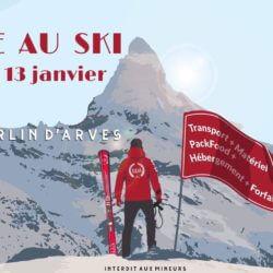 BDA : séjour au ski