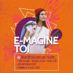 Ateliers «E-magine toi»