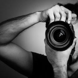 Création publicitaire : shooting professionnel