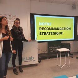 L'aventure Lexigone de nos étudiants en Mastère Communication