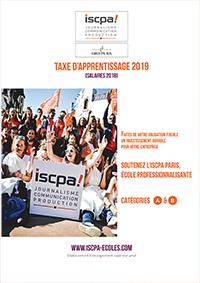 iscpa paris, école des médias