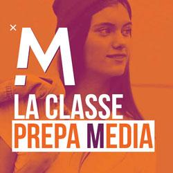 Classe préparatoire média