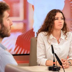 NOUVEAU PLATEAU TV A PARIS