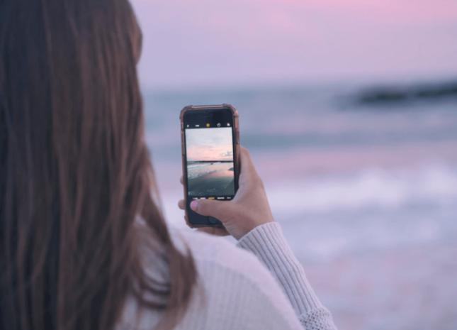 smartphone video verticale