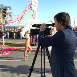 En mission reportage à Nice