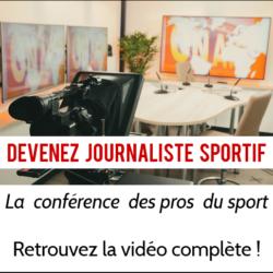 Comment réussir dans le journalisme sportif