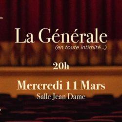 La Générale : une comédie musicale créée par les étudiants