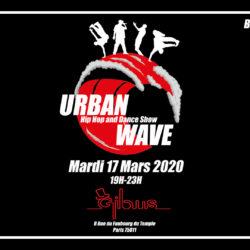 Urban Wave au Gibus le mardi 17 mars