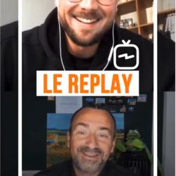 Le replay de notre insta live avec Stéphane Camin, journaliste NRJ Toulouse