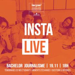 «LIVE INSTAGRAM», replay du jeudi 19 novembre