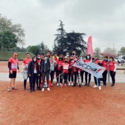 l'ISCPA Lyon s'engage aux côtés de l'association Courir pour elles