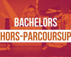 Bachelor Image & Co et Bachelor Journalisme hors Parcoursup