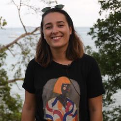 #MonStageISCPA Andréa, Chargée de communication à La Croix-Rouge